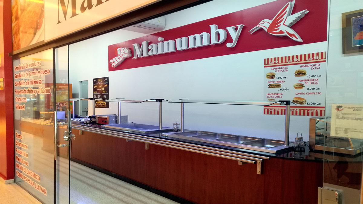 Muebles En Acero Inoxidable Tecinox S A  # Muebles Para Fast Food